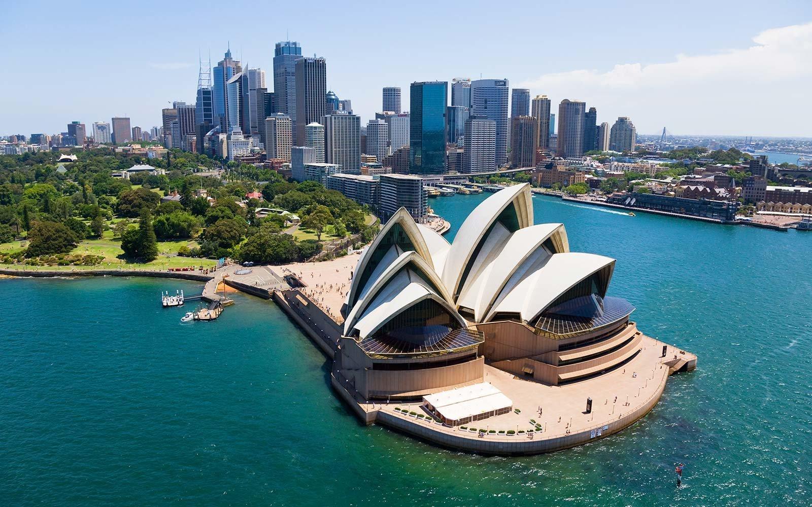 Australia - La Silla Tours